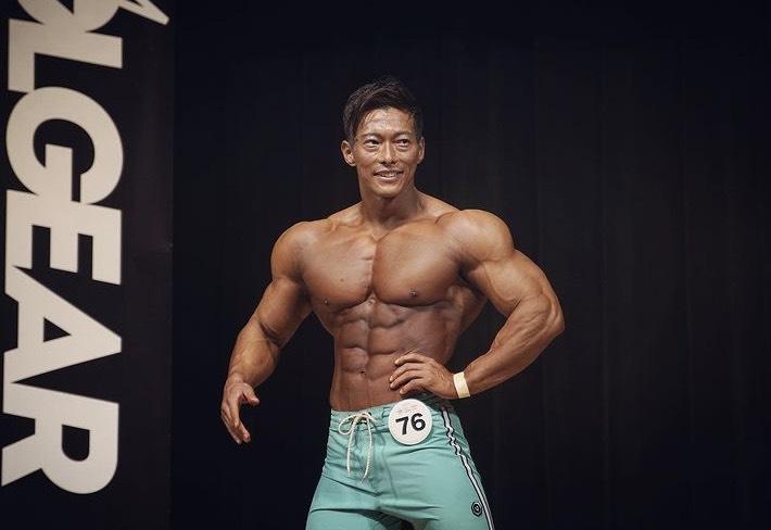 佐藤正悟の筋肉を作った筋トレや食事を紹介!嫁が可愛いすぎる?
