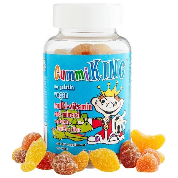 グミキングのマルチビタミン&ミネラル