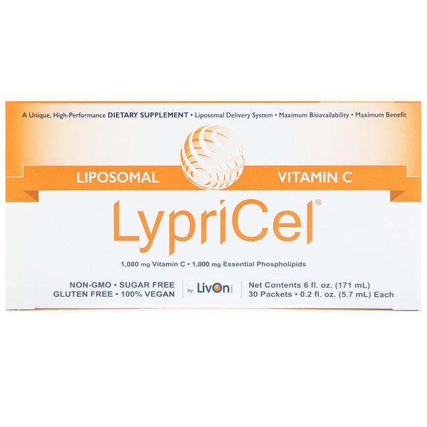 LypriCel-リプライセル-リポソームビタミンC