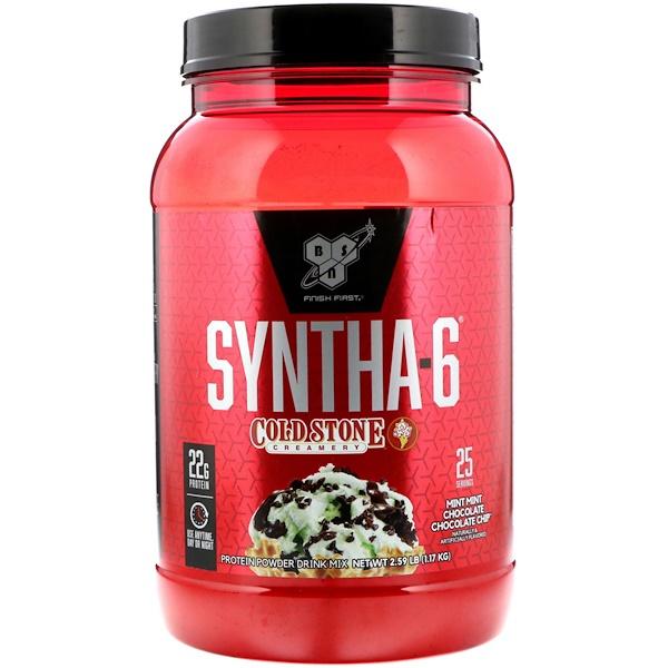 SYNTHA-6のチョコミント味