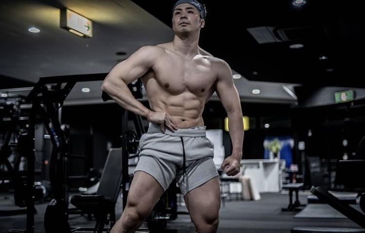Sho Fitness 筋トレ 筋肉