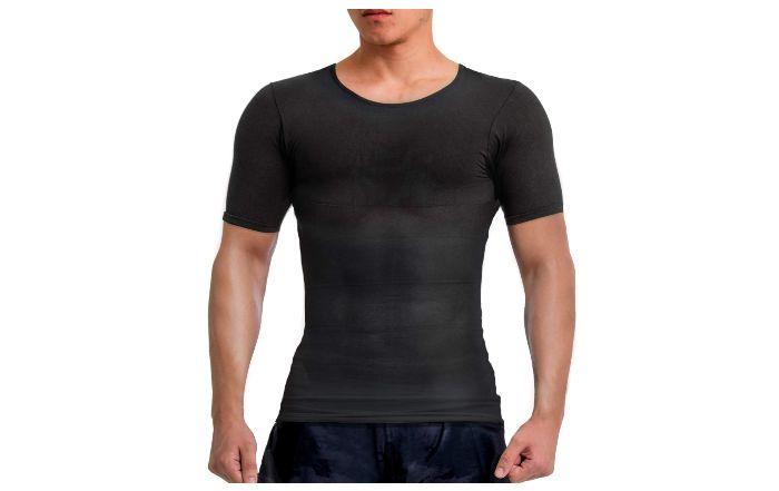 「加圧シャツは効果ある?」←あるわけない!体を変えるには筋トレあるのみ
