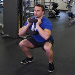 【ゴブレットスクワット】脚や体幹を鍛えられるトレーニングを筋トレのプロが徹底解説【動画あり】