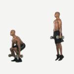 【ダンベルジャンピングスクワット】瞬発力を鍛えられるトレーニングを筋トレのプロが徹底解説【動画あり】