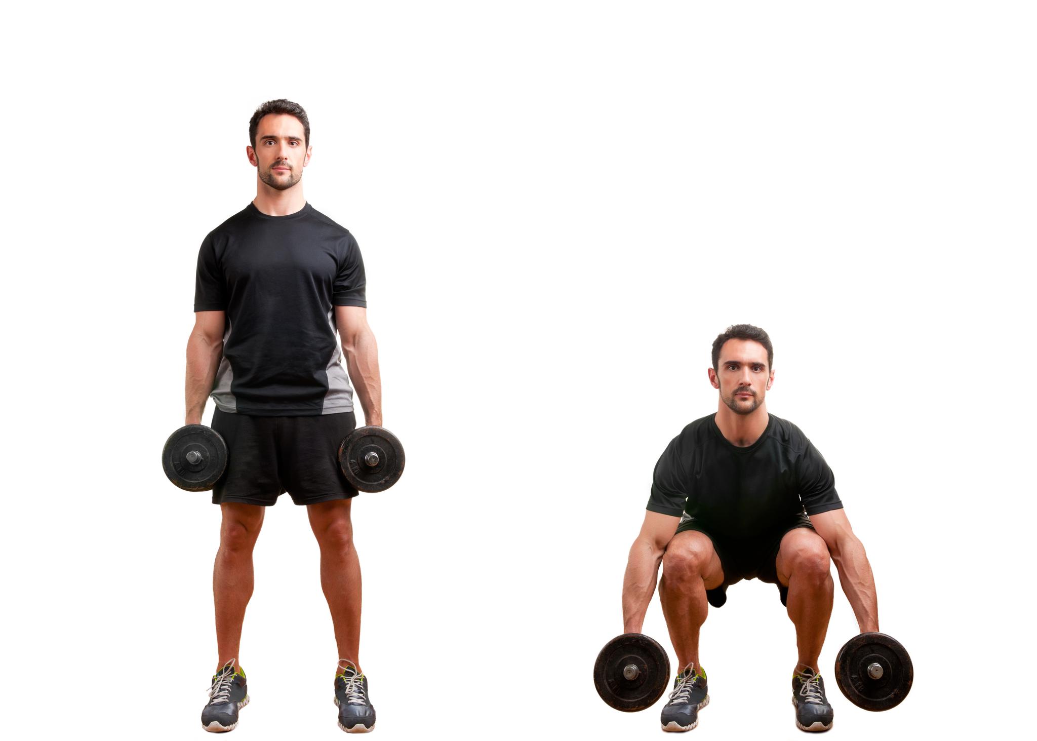 【ダンベルスクワット】脚を鍛える王道トレーニングを筋トレのプロが徹底解説【動画あり】