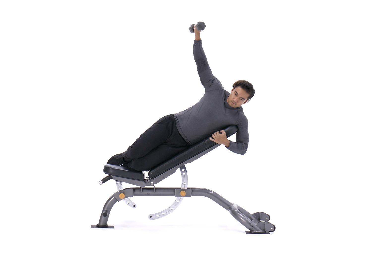 【インクラインサイドレイズ】肩の中部を鍛えられるトレーニングを筋トレのプロが徹底解説【動画あり】